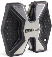 AccuSharp Diamond Pro 2 Step Knife Sharpener, AS-17