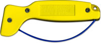 AccuSharp Sharpener ShearSharp Scissor Sharpener, Yellow, AS-2