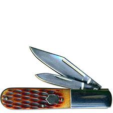 Boker Barlow Knife, Brown Bone, BK-01BO493