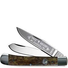 Boker Trapper Knife, Limited Smooth Buckskin Bone, BK-2525BK