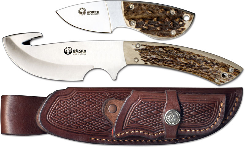 Boker Hunting Knife Set Bk Ba5130hh