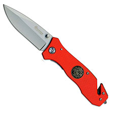 Boker Knives Boker Fire Department Rescue Knife, BK-MB366