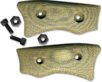 Becker Knife and Tool Becker Necker Handle Kit Only, BKT-11HNDL
