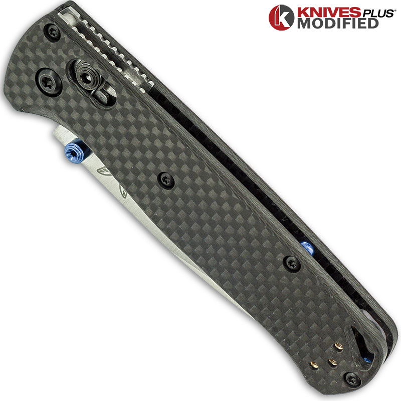 Benchmade Bugout 535 Knife Amp Flytanium Carbon Fiber Scales