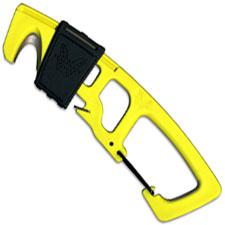 Benchmade Knives Benchmade 9CB Hook, Yellow, BM-9CBYEL