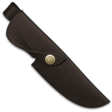 Buck Zipper and Buck Vanguard Sheath Only, Leather, BU-191S
