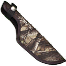Buck Omni Hunter Sheath Only, 10PT Camo, BU-39015CM