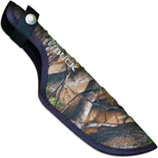 Buck Omni Hunter Sheath Only, 12PT Camo, BU-39315CM