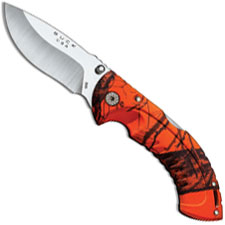 Buck Folding Omni Hunter, 10PT Mossy Oak Blaze, BU-395CMS9