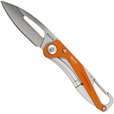 Buck Apex Knife, Orange, BU-818ORS