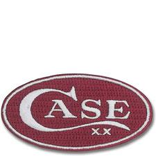 Case Knives Case Oval Patch, CA-1031