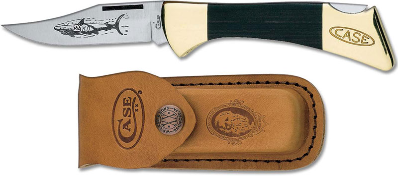 Case Mako Knife 00169 Staminawood 158lss