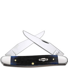 Case Muskrat Knife, Blue Bone, CA-2827