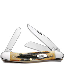 Case Medium Stockman Knife, BoneStag, CA-3578