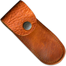 Case Knives Case Soft Leather Sheath, CA-50003