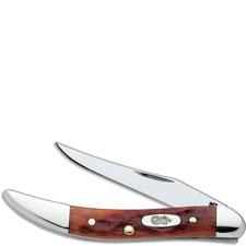 Case Knives Case Chestnut Bone CV Small Texas Toothpick, CA-7005