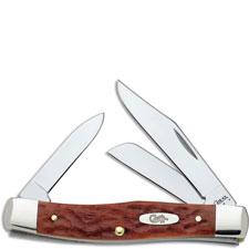Case Knives Case Chestnut Bone CV Medium Stockman, CA-7008