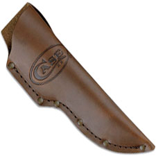 Case Ridgeback Hunter Sheath, Leather, CA-800478