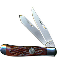 Chief Brand Mini Trapper, Chestnut Bone, CF-113
