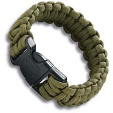 CRKT Survival Para Saw Bracelet, Large OD, CR-9300DL