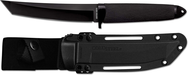 Cold Steel Master Tanto Knife 3v Cs 13qbn