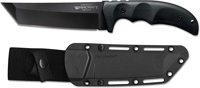 Cold Steel Warcraft Tanto Medium Cs 13t