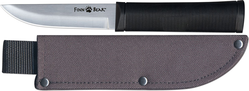 Cold Steel Finn Bear Knife Secure Ex Sheath Cs 20pcz