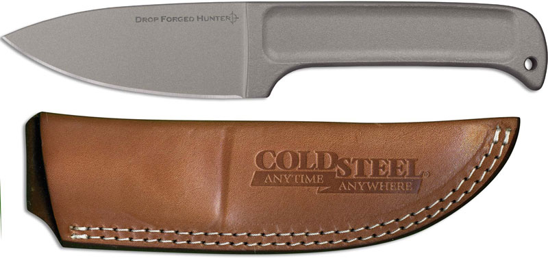 Cold Steel Drop Forged Hunter Knife Cs 36m