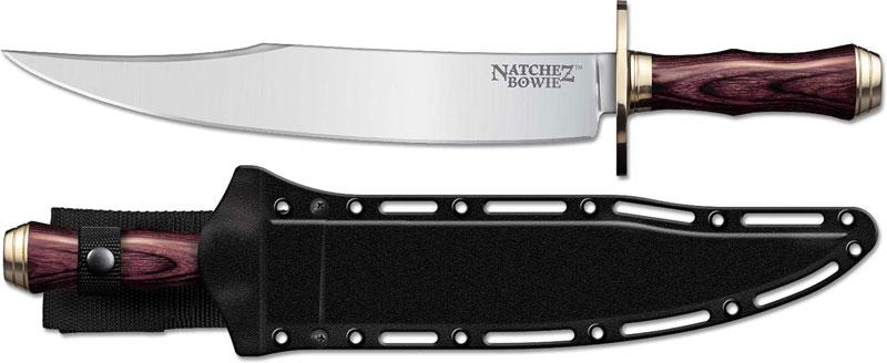 Cold Steel Natchez Bowie Combat Classic Cs 39labs