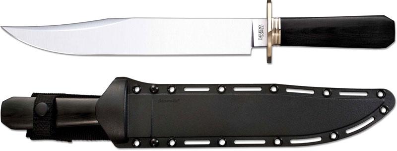Cold Steel Laredo Bowie Knife 01 Steel Cs 39llbmt