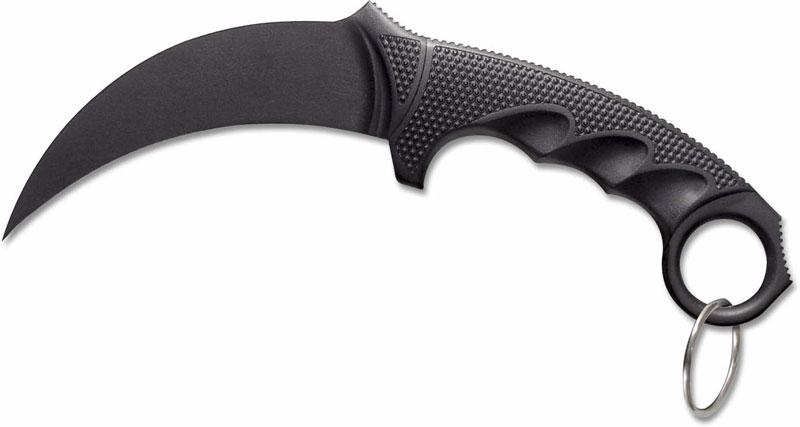 Cold Steel Knives: Cold Steel Nightshade FGX Karambit Knife, CS-92FKThe Cold Steel Nightshade Knives feature single piece… | Karambit knife, Knife, Cold steel knife