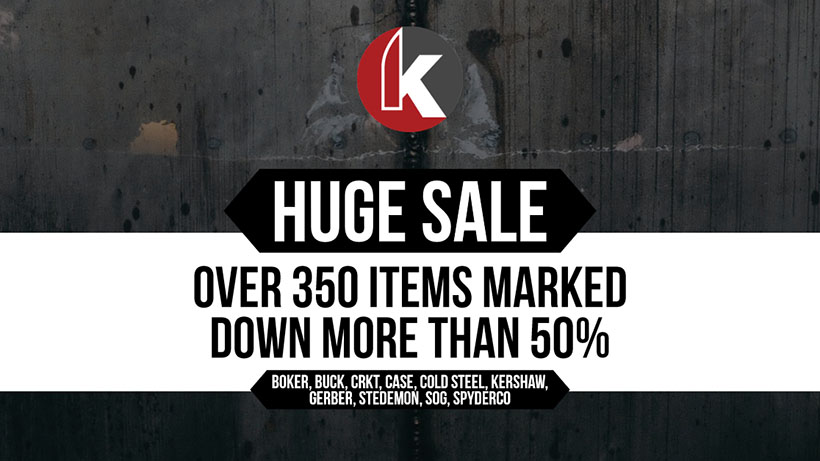 Huge Sale - Most more than 50% off
