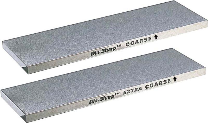 "6/"" Coarse X Coarse DMT D6CX Dia-Sharp 2 Sided Diamond Sharpening Bench Stone"
