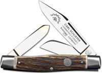 Eye Brand Knives Eye Brand Large Stockman Knife, Stag Handle, EB-425DS