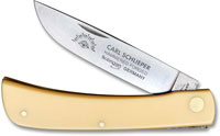 Eye Brand Knives Eye Brand Sod Buster Knife, Yellow Handle, EB-99Y