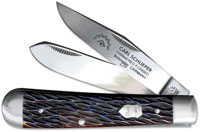 Eye Brand Knives Eye Brand Trapper Knife, Pick Bone, EB-J