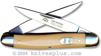 Eye Brand Muskrat Knife With Yellow Handle Eb My