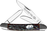 Eye Brand Stockman Knife, Jigged Bone, EB-SSB
