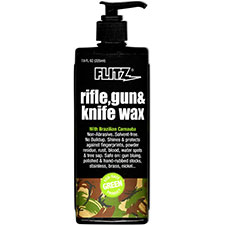 Flitz Flitz Gun and Knife Wax, 7.6 Ounce Bottle, FL-2785