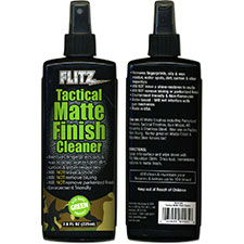 Flitz Tactical Matte Finish Cleaner, FL-81585