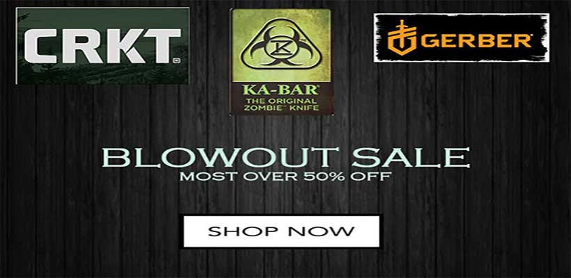 Knives Plus Specials Huge Discounts