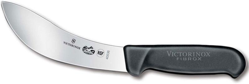 Forschner Skinner Knife 6 Inch Curved Fibrox Fo 40536