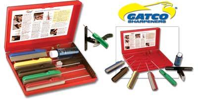 Gatco Professional Knife Sharpening System Ga 10005