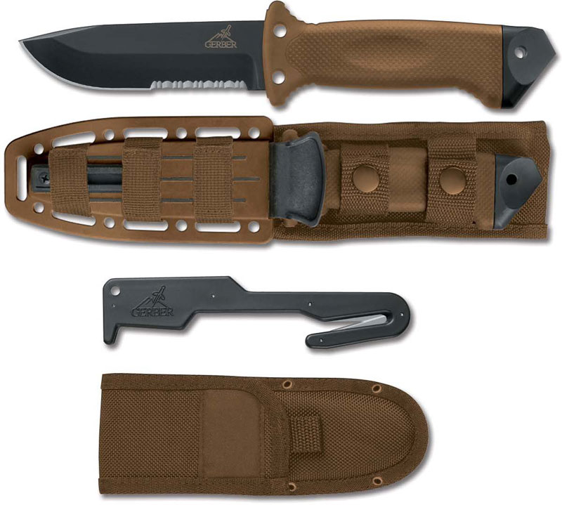 5b4d0be2361 Gerber Knives: Gerber LMF II Knife, ASEK Version, GB-1400