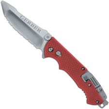 Gerber Knives Gerber Hinderer Rescue Knife, GB-1534