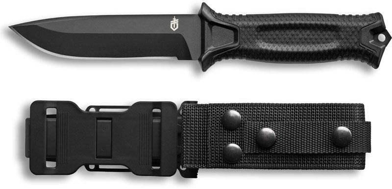 Gerber Strongarm Knife Black Gb 30001038