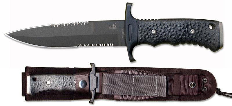 Gerber Knives Gerber Silver Trident Knife Double