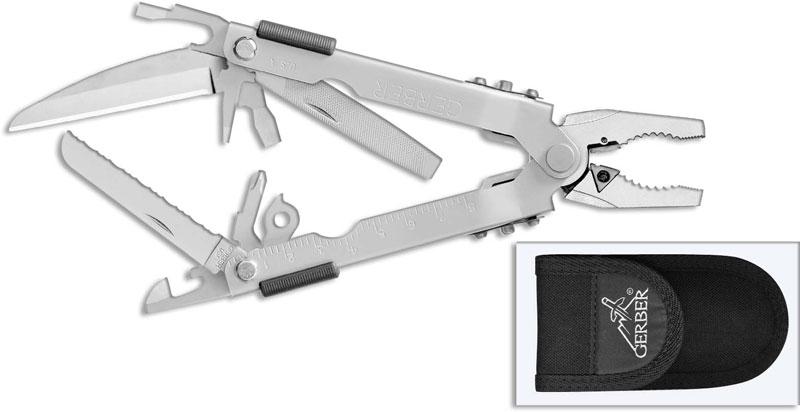 Gerber Knives Gerber Multi Plier 600 Bluntnose Gb 7500