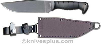 Ka Bar Knives Kabar Heavy Bowie Knife Large 1277