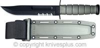 KA-BAR Knives KABAR Fighting-Utility Knife, Foliage Green Serrated, KA-5012